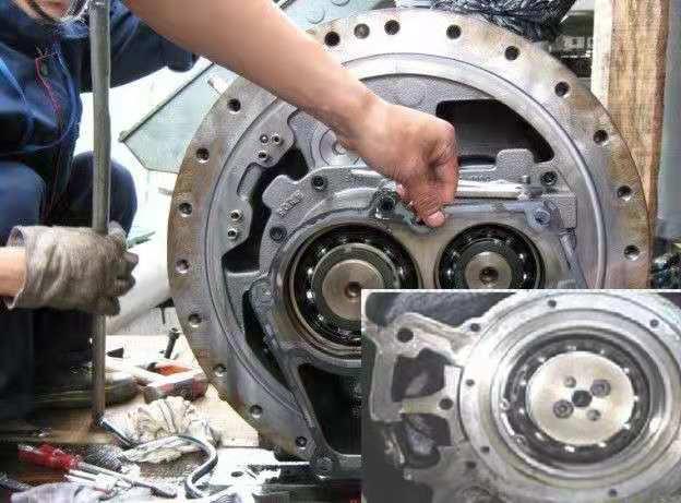 螺杆压缩机维修