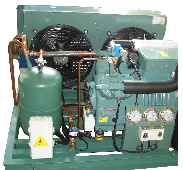 冷水机组维修保养
