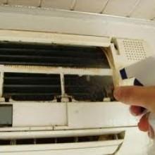 昆山标准空调检修保养